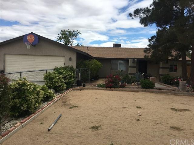 18121 Sycamore Street, Hesperia, CA 92345 (#CV19125221) :: Allison James Estates and Homes