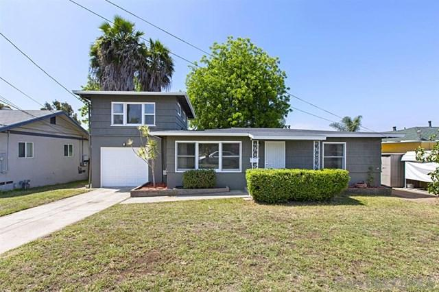 8011 Darryl St, Lemon Grove, CA 91945 (#190032191) :: Fred Sed Group