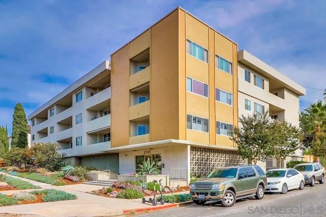 2701 2nd Avenue #101, San Diego, CA 92103 (#190032056) :: OnQu Realty