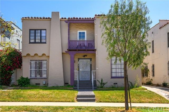 928 S Orange Grove Avenue, Los Angeles (City), CA 90036 (#PV19137836) :: The Parsons Team