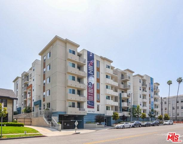 436 S Virgil Avenue #305, Los Angeles (City), CA 90020 (#19477162) :: Team Tami