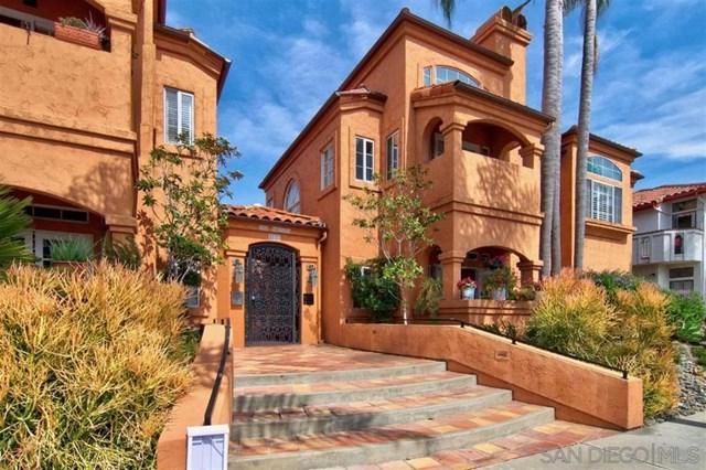 3727 7TH AVENUE #16, San Diego, CA 92103 (#190032285) :: McLain Properties
