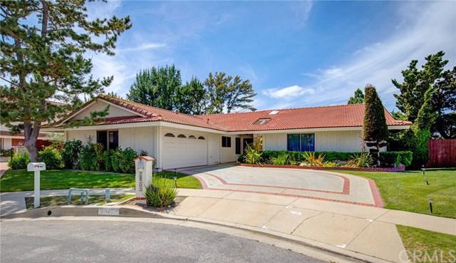 29203 Beachside Dr, Rancho Palos Verdes, CA 90275 (#PV19138510) :: Millman Team