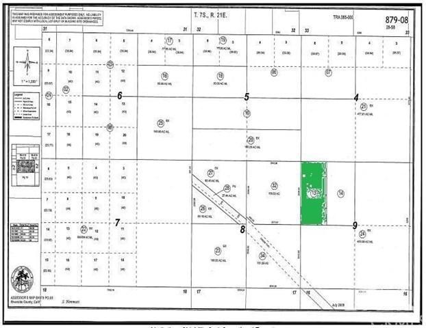 80 Acres, Blythe, CA 92225 (#219016757DA) :: Fred Sed Group