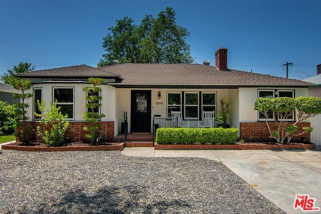 6041 Beck Avenue, North Hollywood, CA 91606 (#19475554) :: Fred Sed Group