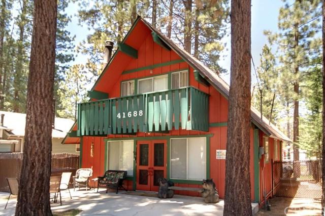 41688 Mcwhinney Lane, Big Bear, CA 92315 (#EV19138961) :: Fred Sed Group