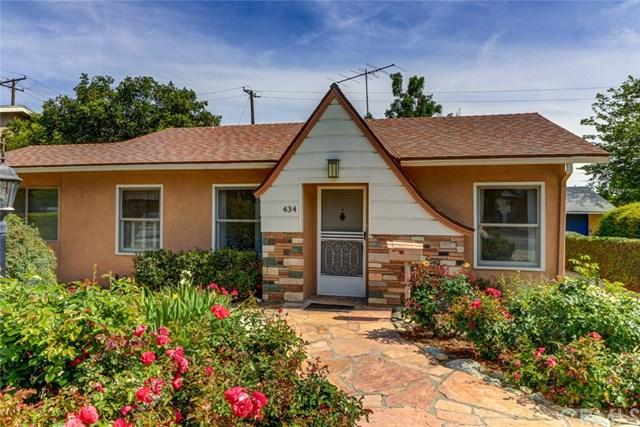 434 Harrison Avenue, Claremont, CA 91711 (#CV19136902) :: Cal American Realty
