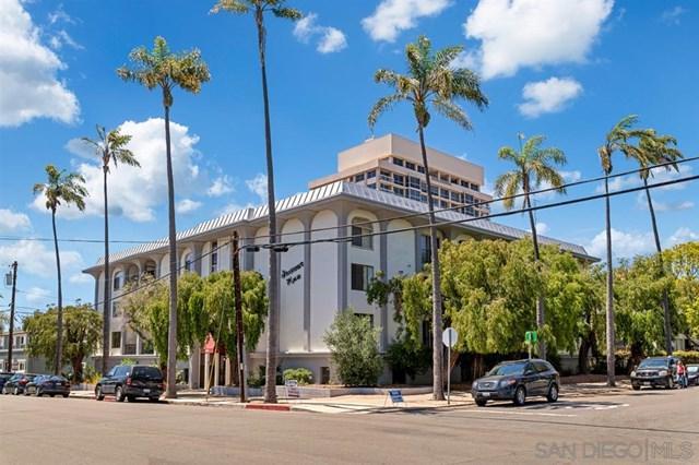 140 Walnut Ave 2D, San Diego, CA 92103 (#190032418) :: McLain Properties
