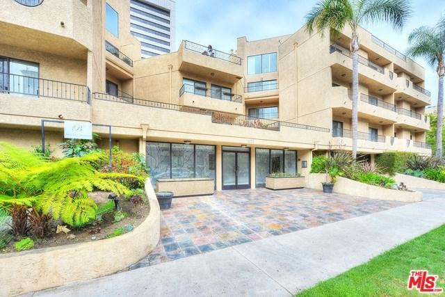 1633 S Bentley Avenue #101, Los Angeles (City), CA 90025 (#19458586) :: Team Tami