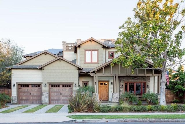 620 Balboa Avenue, Coronado, CA 92118 (#190032465) :: The Najar Group
