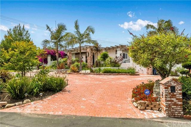 9 Rockinghorse Road, Rancho Palos Verdes, CA 90275 (#SB19137040) :: Millman Team