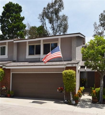 785 S Camino Grande #4, Anaheim Hills, CA 92807 (#PW19138517) :: Fred Sed Group