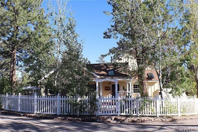 103 Winding Lane, Big Bear, CA 92314 (#EV19139141) :: Fred Sed Group