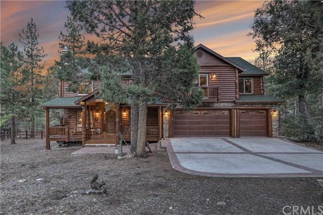 1052 Heritage, Big Bear, CA 92314 (#EV19139336) :: Fred Sed Group