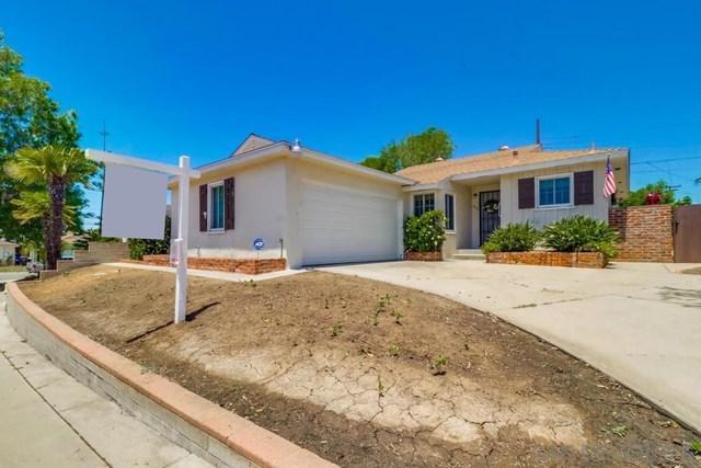 6352 Carthage St, San Diego, CA 92120 (#190032555) :: OnQu Realty