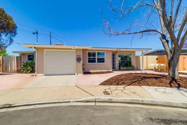 3433 Rowe Street, San Diego, CA 92115 (#190032559) :: Fred Sed Group