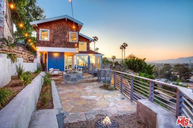 2592 Adelbert Avenue, Los Angeles (City), CA 90039 (#19477642) :: Allison James Estates and Homes