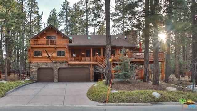 41469 Stone Bridge Road, Big Bear, CA 92315 (#19477446PS) :: Fred Sed Group