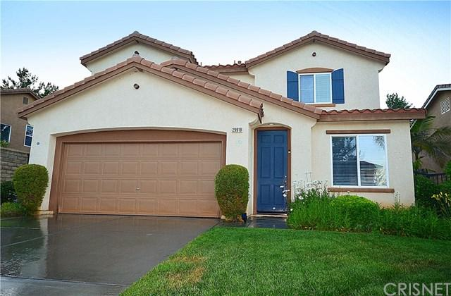 29919 Shadow Place, Castaic, CA 91384 (#SR19139820) :: Fred Sed Group
