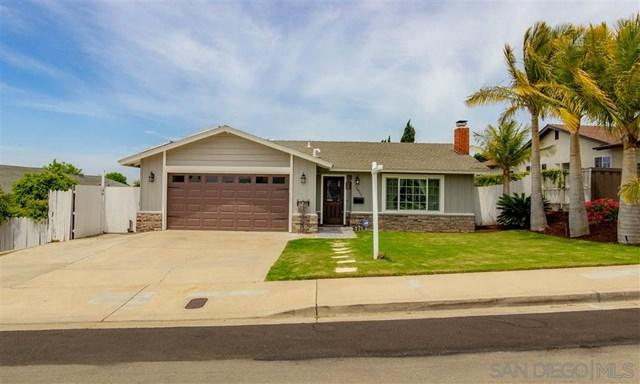 2852 Golden Grove Pl, Lemon Grove, CA 91945 (#190032632) :: Fred Sed Group