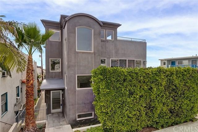 449 Manhattan Avenue, Hermosa Beach, CA 90254 (#SB19119924) :: Keller Williams Realty, LA Harbor