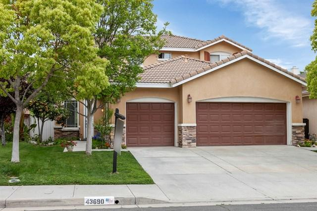 43690 Alcoba Dr, Temecula, CA 92592 (#190032651) :: Steele Canyon Realty