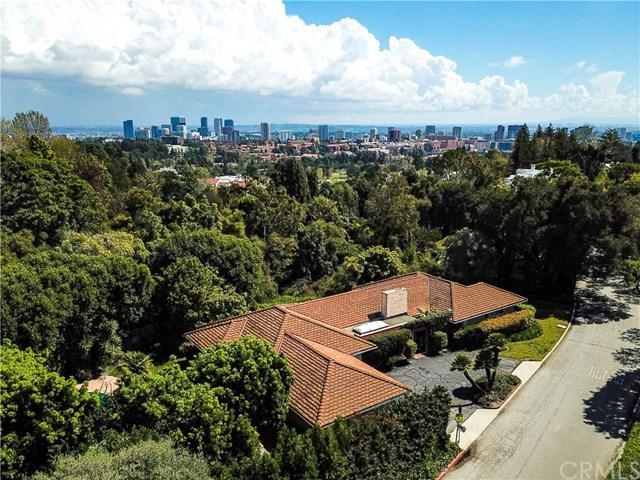 680 Sarbonne Road, Los Angeles (City), CA 90077 (#SB19058337) :: Provident Real Estate