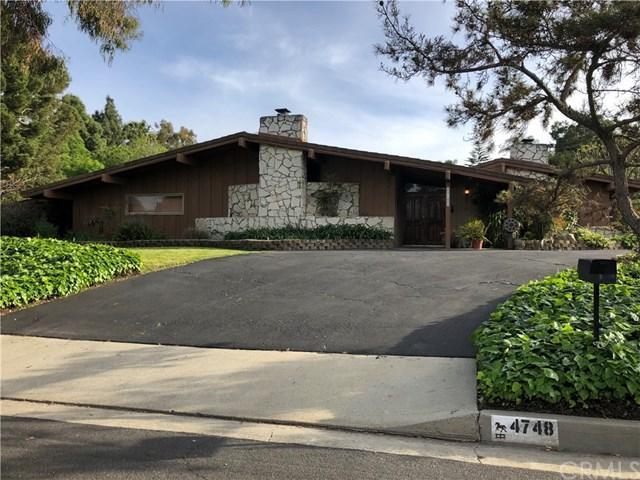 4748 Ferncreek Drive Drive, Rolling Hills Estates, CA 90274 (#PV19139305) :: Millman Team