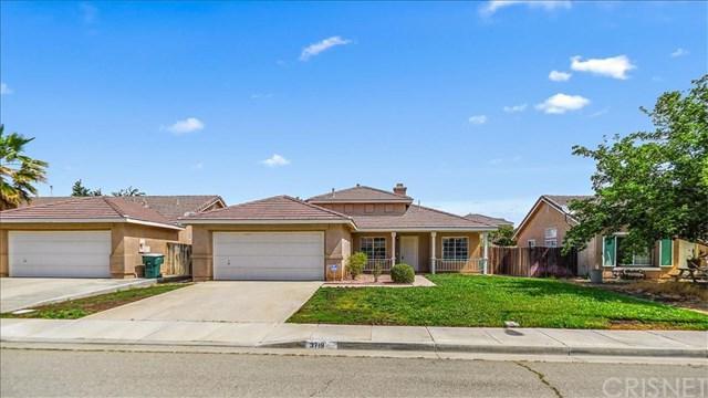 3719 Garnet Avenue, Rosamond, CA 93560 (#SR19140194) :: Rogers Realty Group/Berkshire Hathaway HomeServices California Properties