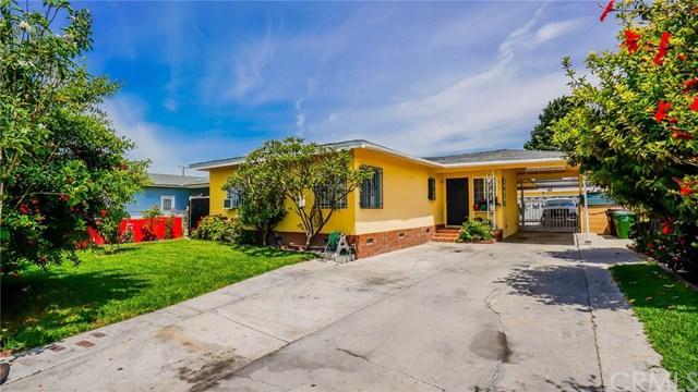 313 W Glencoe Street, Compton, CA 90220 (#WS19140276) :: Heller The Home Seller