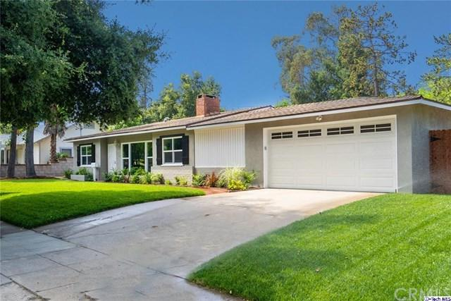 616 E Woodbury Road, Pasadena, CA 91104 (#319002344) :: Legacy 15 Real Estate Brokers