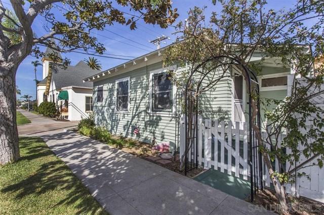 1215 10th Street, Coronado, CA 92118 (#190032762) :: The Najar Group
