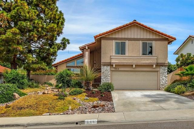 544 S Willowspring Dr, Encinitas, CA 92024 (#190032779) :: Fred Sed Group