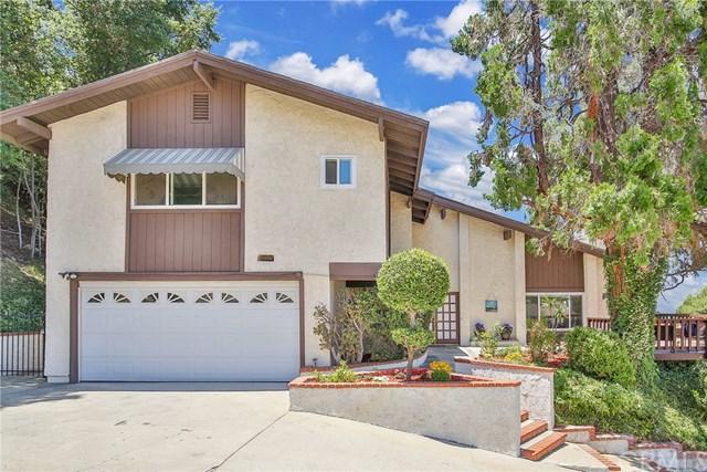 20540 Lake Canyon Drive, Walnut, CA 91789 (#WS19131480) :: Fred Sed Group