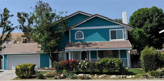 19659 Four Oaks Street, Canyon Country, CA 91351 (#SR19138213) :: Fred Sed Group