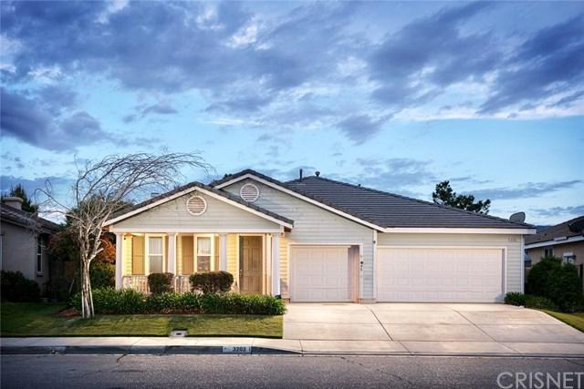 3202 Tournament Drive, Palmdale, CA 93551 (#SR19139481) :: Fred Sed Group