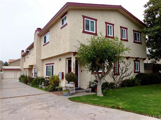 2703 Rockefeller Lane #2, Redondo Beach, CA 90278 (#SB19140385) :: Go Gabby