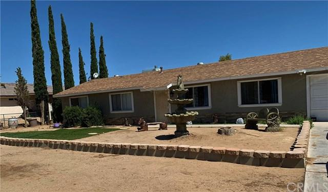 14528 Cerezo Road, Victorville, CA 92392 (#EV19140455) :: Rogers Realty Group/Berkshire Hathaway HomeServices California Properties