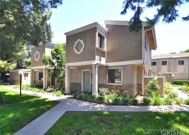 10780 Woodley Avenue #5, Granada Hills, CA 91344 (#SR19140510) :: Team Tami