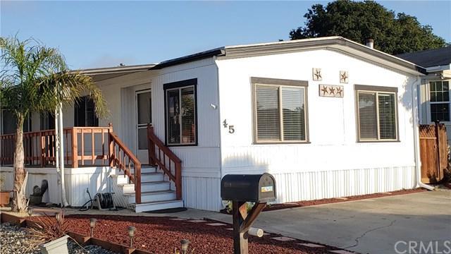 765 Mesa View Drive #45, Arroyo Grande, CA 93420 (#SP19140302) :: The Houston Team   Compass