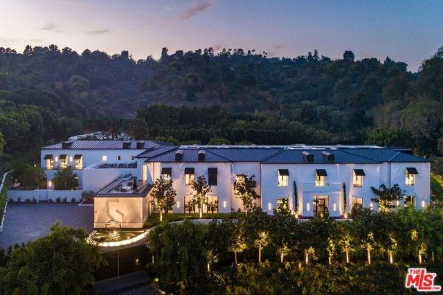 10701 Bellagio Road, Los Angeles (City), CA 90077 (#19477956) :: Fred Sed Group