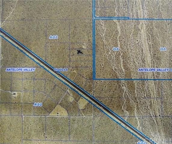238 Vac/238 Ste Drt /Vic Avenue X2, Llano, CA 93544 (#SR19140767) :: The Houston Team | Compass
