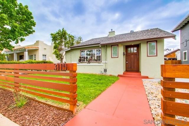 3115 Mckinley St, San Diego, CA 92104 (#190032847) :: OnQu Realty