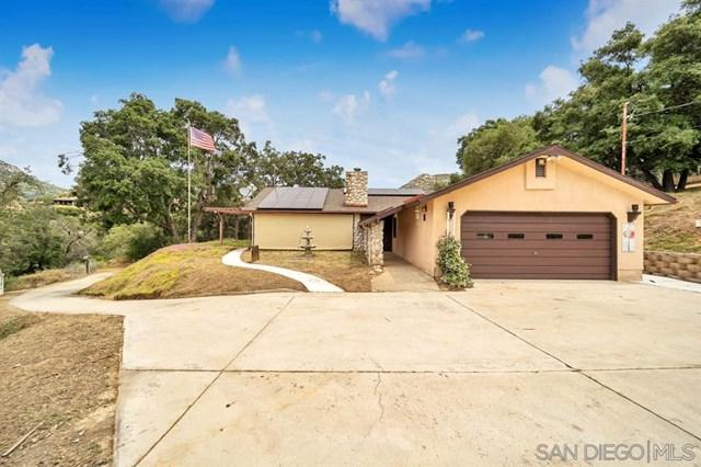 18656 Deerhorn Valley Rd, Jamul, CA 91935 (#190032868) :: Fred Sed Group