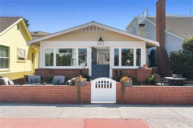 207 E Bay Avenue, Newport Beach, CA 92661 (#NP19140957) :: Pam Spadafore & Associates