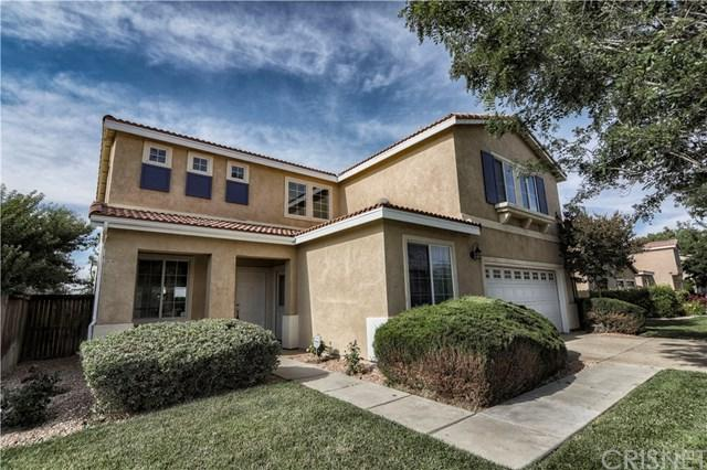3747 Jacarte Avenue, Palmdale, CA 93550 (#SR19135604) :: The Miller Group