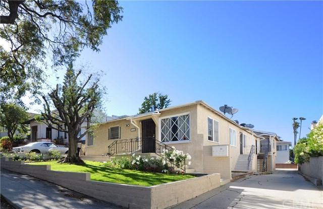 1136 10th Street, San Pedro, CA 90732 (#PV19136478) :: Go Gabby