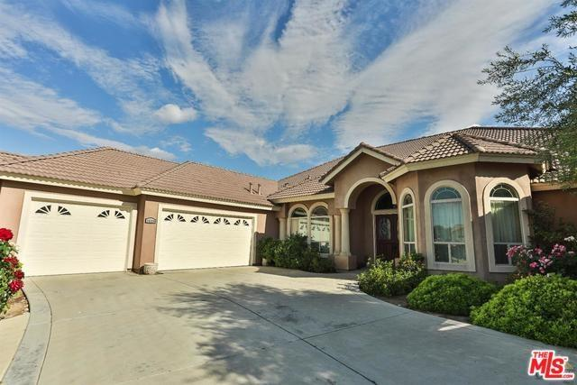15339 Chateau Montelena Drive, Bakersfield, CA 93314 (#19478316) :: Fred Sed Group