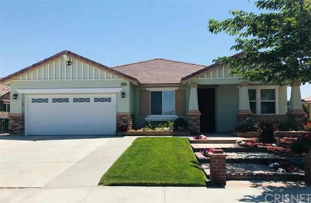 38054 37th Street E, Palmdale, CA 93550 (#SR19141030) :: The Miller Group
