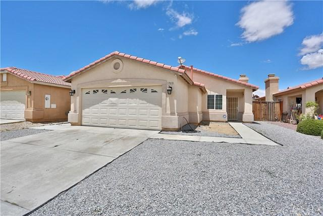 17018 Monaco Drive, Victorville, CA 92395 (#EV19141093) :: Rogers Realty Group/Berkshire Hathaway HomeServices California Properties